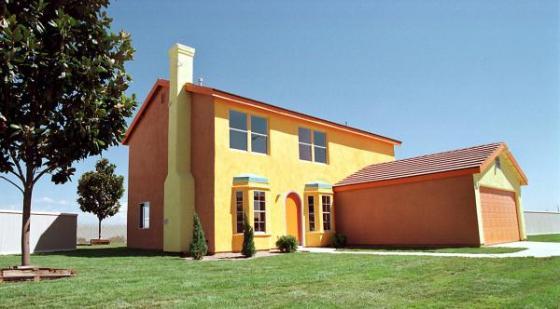 simpson\'s house
