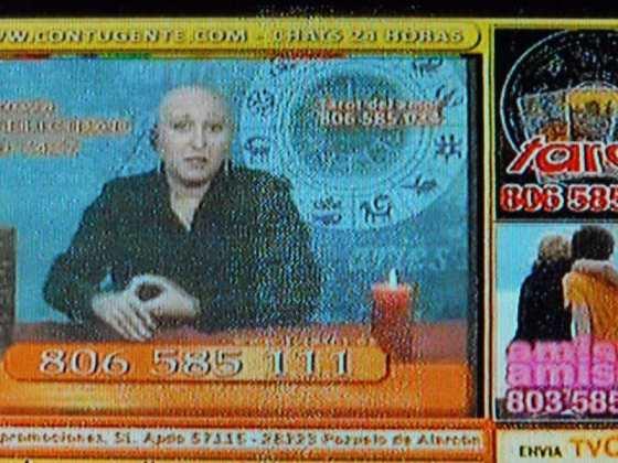 barcelona psychic